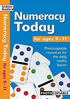 AB Numeracy Today 9-11 (Maths Today)