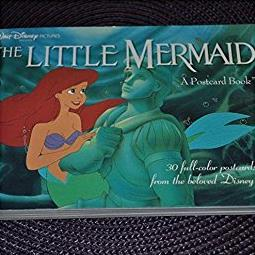 Walt Disney Pictures Presents the Little Mermaid: A Postcard Book