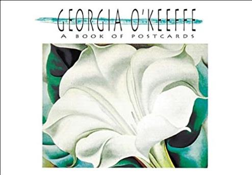 Georgia O'Keeffe: A Book of Postcards