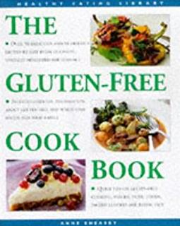 Gluten-Free Cookbook: Over 50 Delicious and Nutritious Recipes to Suit Ever ...