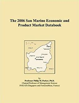 The 2006 San Marino Economic and Product Market Databook