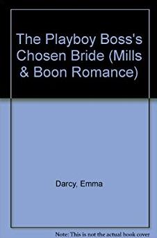 The Playboy Boss's Chosen Bride (Romance)