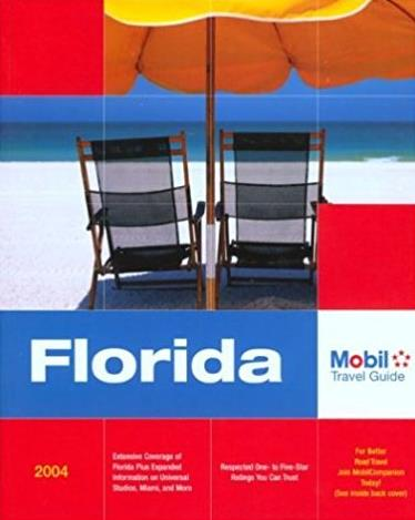 Mobil Travel Guide: Florida, 2004 (Forbes Travel Guide: Florida)