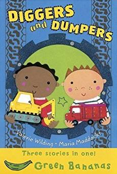 Diggers And Dumpers (Bananas Series)