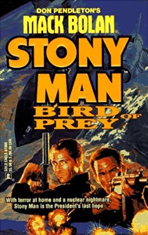 Bird Of Prey (Don Pendleton's Mack Bolan : Stony Man)