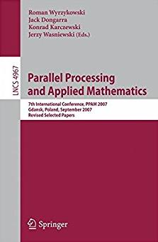 Parallel Processing and Applied Mathematics: 7th International Conference,  ...