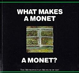 What Makes a Monet a Monet?