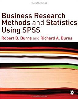 Business Research Methods and Statistics Using SPSS
