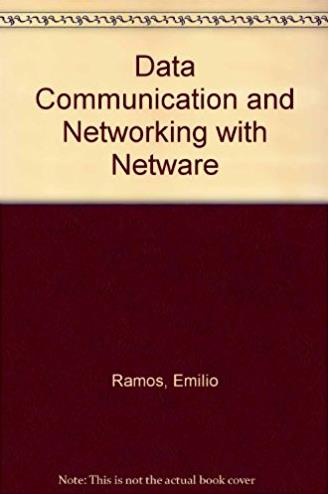 Data Communication and Networking with Netware