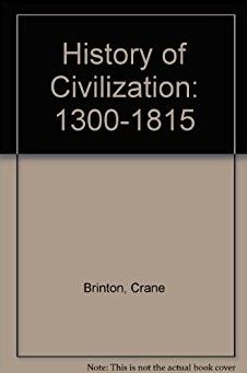 History of Civilization: 1300-1815