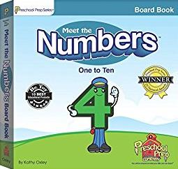 Meet the Numbers One to Ten