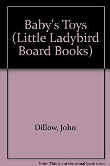 Baby's Toys: Little Ladybird Board Book (Little Ladybird Board Books)