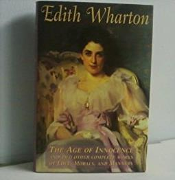 Gramercy Modern Classics: Edith Wharton: Age of Innocence & Two Other C ...