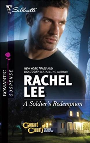 A Soldier's Redemption (Silhouette Romantic Suspense: Conard County: The Next Generation)